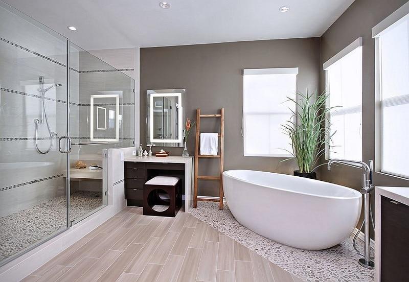 Trần thạch cao nhà vệ sinh và phòng tắm đang là xu hướng 2021?
