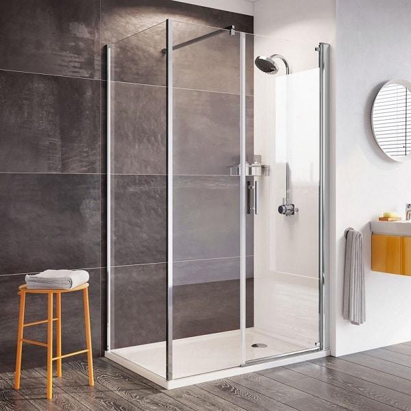 Mẫu cabin phòng tắm kính 90 độ đẹp nhất 2021