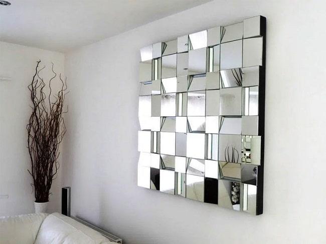 Báo giá 50 mẫu gương trang trí - nghệ thuật dán tường đẹp - giá rẻ