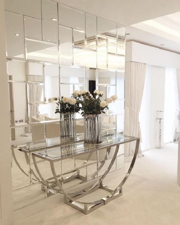 Top 30 mẫu gương trang trí phòng khách đẹp - sang trọng nhất 2021