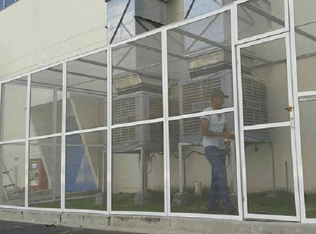 Mẫu Lưới Chống Muỗi Cho Chuồng Trại Giá Rẻ Chất Lượng