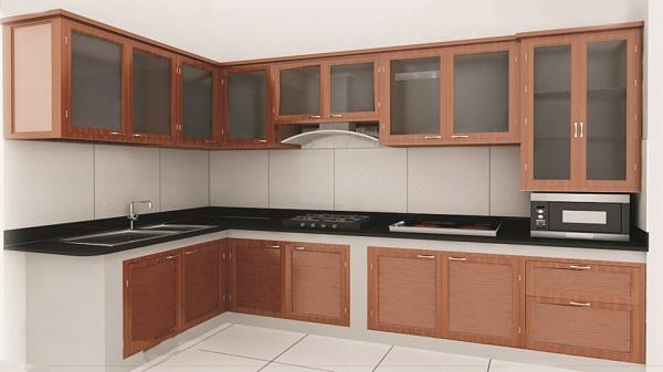 59+ Mẫu Tủ Bếp Nhôm Bền Đẹp - Chất Lượng Được Săn Đón 2021