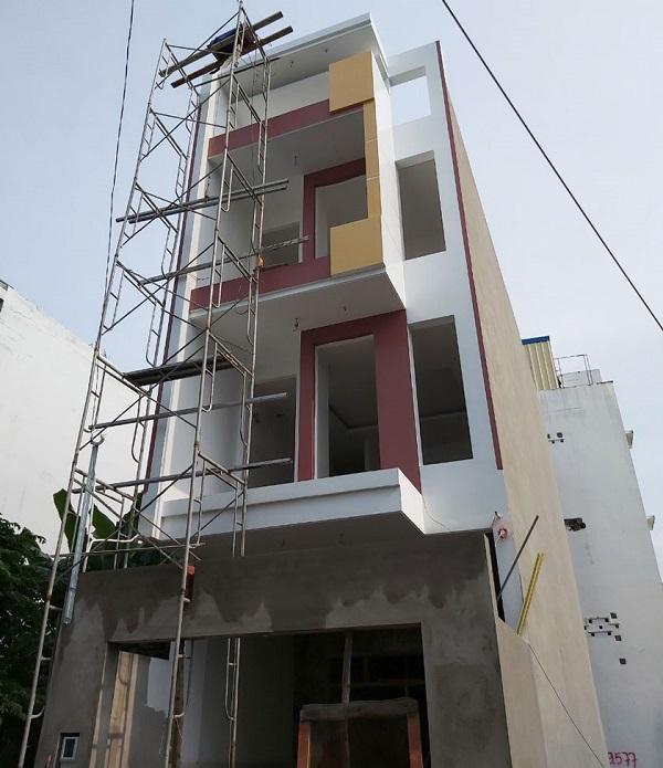 Báo giá thiết kế - thi công xây dựng nhà phố trọn gói 2021